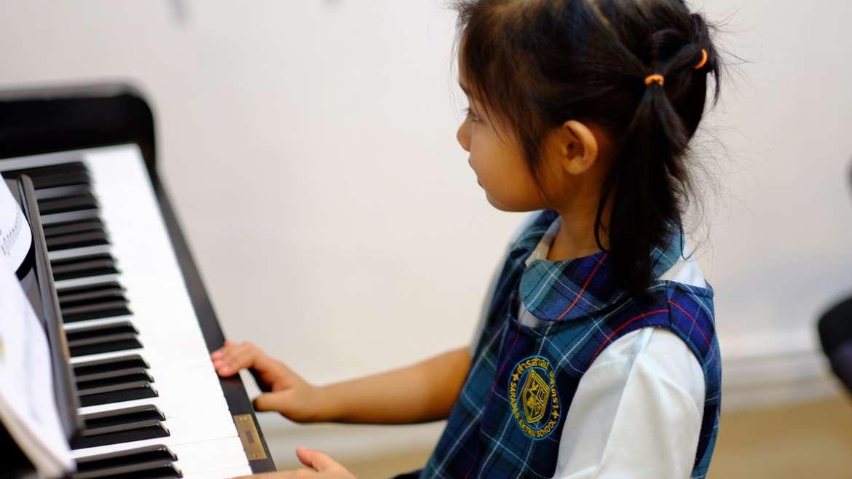 ดนตรีสำหรับเด็กเล็ก (4-10 ขวบ)