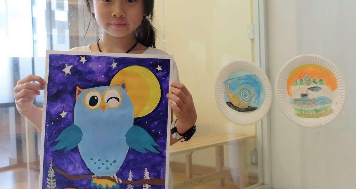 ศิลปะสำหรับเด็กเล็ก