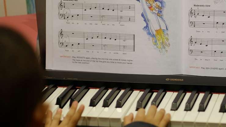 เทคนิคการซ้อมดนตรี